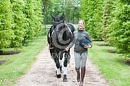 Fotoshoot Adelinde Cornelissen