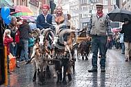 Landgeiten voor bokkenwagen