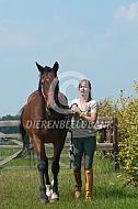 Anky van Grunsven en Bonfire