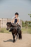 Paardrijles