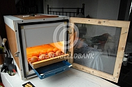 Zelfbouw broedmachine